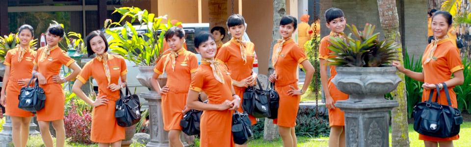 Sekolah Pramugari Terbaik Indonesia